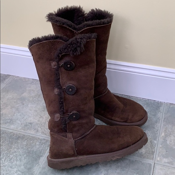 UGG Shoes - Ugg Women's Bailey Button Tall Size 9